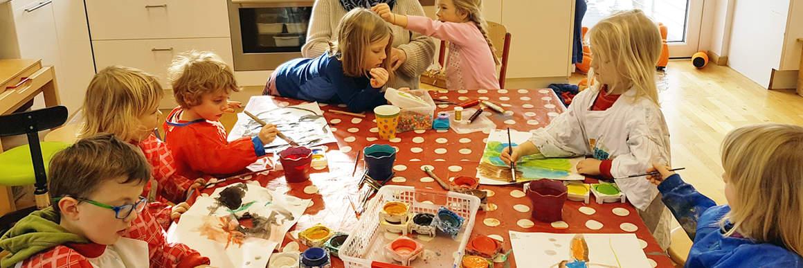Montessori Kindergarten Momo Grassau